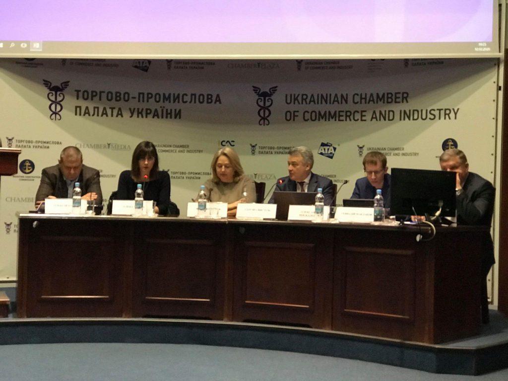Засідання Ради з питань зовнішньоекономічної діяльності